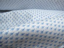 Printed cotton coton curtain fabric material cloth